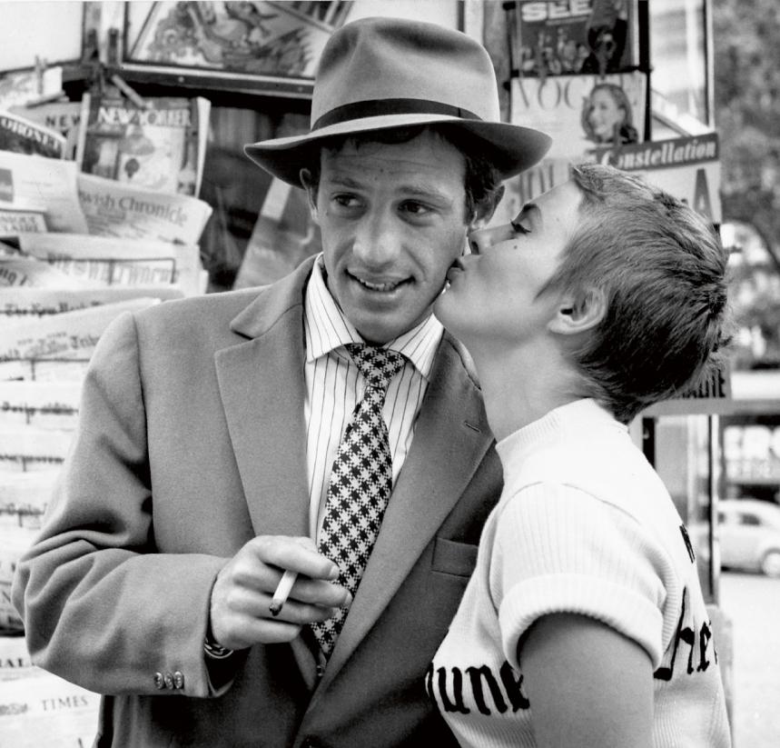 Acossado (Jean Luc Godard, 1960)