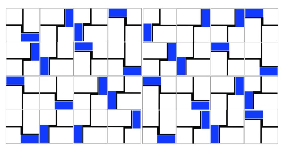azulejo de azulejos